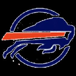 Bucknell Bisons Primary Logo 1990 - 2001