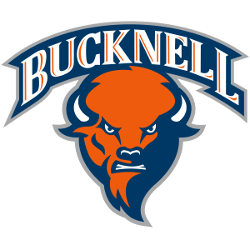 Bucknell Bisons Alternate Logo 2002 - Present