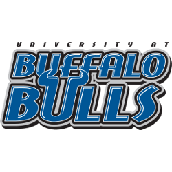 Buffalo Bulls Wordmark Logo 1997 - 2006