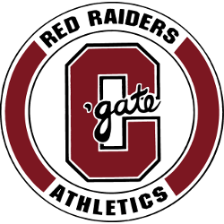 Colgate Raiders Primary Logo 1977 - 2001