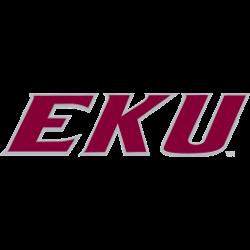 Eastern Kentucky Colonels Wordmark Logo 2004 - Present