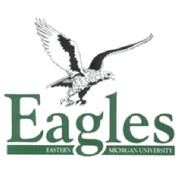 Eastern Michigan Eagles Primary Logo 1991 - 1994