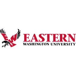 Eastern Washington Eagles Wordmark Logo 2000 - Present