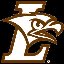 Lehigh Mountain Hawks Alternate Logo 2004 - Present