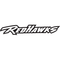Miami (Ohio) Redhawks Wordmark Logo 1997 - 2013