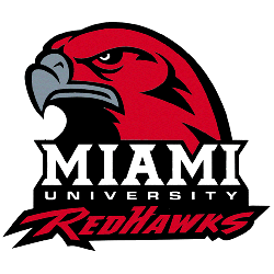 Miami (Ohio) Redhawks Primary Logo 1997 - 2013
