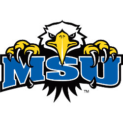 Morehead State Eagles Secondary Logo 2005 - Present