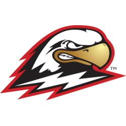 Southern Utah Thunderbirds Alternate Logo 2002 - Present