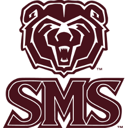Southwest Missouri State Bears Primary Logo 1990 - 2005