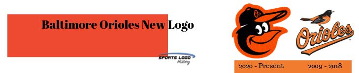Baltimore Orioles - New Sports Logo