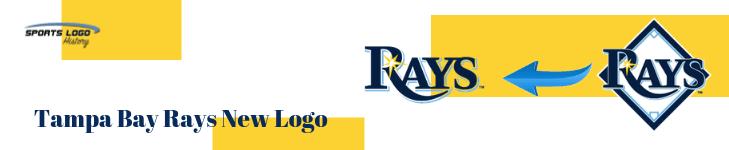 TB Rays - New Sports Logo