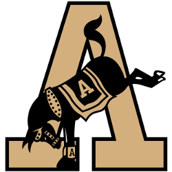 Army Black Knights Alternate Logo 2000 - 2014