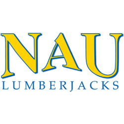 Northern Arizona Lumberjacks Wordmark Logo 2000 - 2004