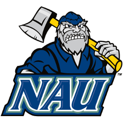 Northern Arizona Lumberjacks Alternate Logo 2005 - 2013
