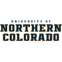 Northern Colorado Bears Wordmark Logo 2015 - Present