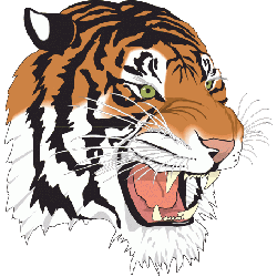 Tennessee State Tigers Alternate Logo 2001 - Present