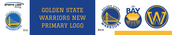 Golden State Warriors - New Sports Logo