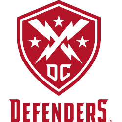 DC Defenders Primary Logo