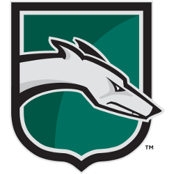 Loyola-Maryland Greyhounds Alternate Logo 2002 - 2010