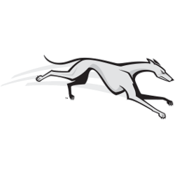 Loyola-Maryland Greyhounds Partial Logo 2002 - 2010