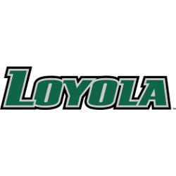 Loyola-Maryland Greyhounds Wordmark Logo 2011 - Present