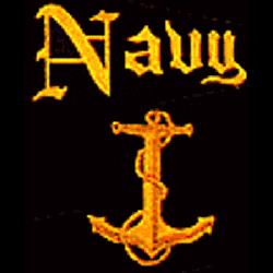 Navy Midshipmen Primary Logo 1917 - 1941