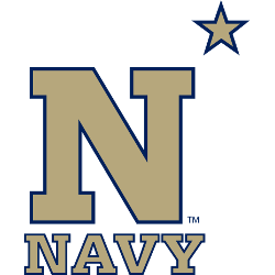 Navy Midshipmen Alternate Logo 1998 - Present