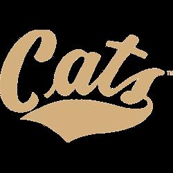 Montana State Bobcats Wordmark Logo 2004 - 2012