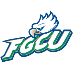 Florida Gulf Coast Eagles Primary Logo