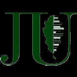 Jacksonville Dolphins Alternate Logo 1984 - 2017