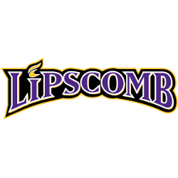 Lipscomb Bisons Wordmark Logo 2002 - 2011