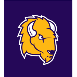 Lipscomb Bisons Alternate Logo 2012 - Present