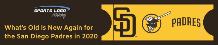 San Diego Padres - New Sports Logo