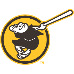 San Diego Padres Alternate Logo 2020 - Present