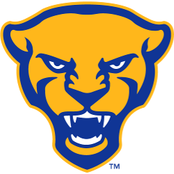 Pittsburgh Panthers Alternate Logo 2020 - Present