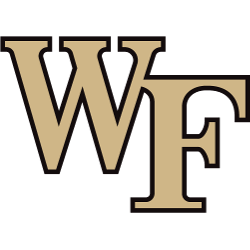 Wake Forest Demon Deacons Primary Logo 2020 - Present
