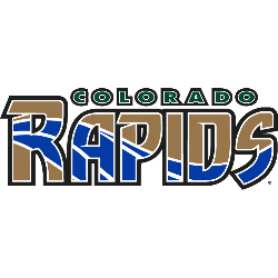 Colorado Rapids Wordmark Logo 2000 - 2006