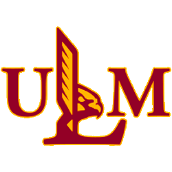 Louisiana-Monroe Warhawks Alternate Logo 2017 - Present
