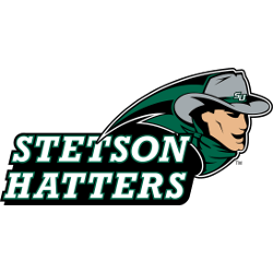 Stetson Hatters Primary Logo 1995 - 2007