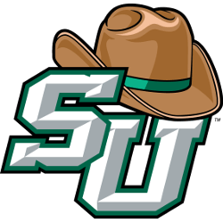 Stetson Hatters Primary Logo 2008 - 2017