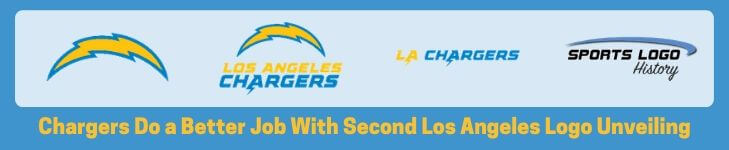 Los Angeles Chargers New Logo - Sports Logo