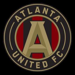 Atlanta United FC Primary Logo 2017 - Present