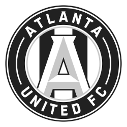 Atlanta United FC Alternate Logo 2017 - Present