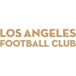 Los Angeles FC Wordmark Logo 2018 - Present