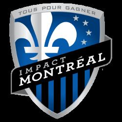 Montreal Impact Primary Logo 2012 - Present