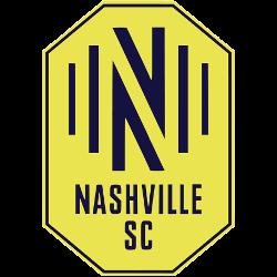 Nashville SC Primary Logo 2020 - Present