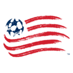 New England Revolution Primary Logo 2009 - Present