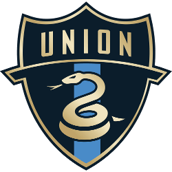Philadelphia Union Alternate Logo 2018 - Present