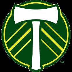 Portland Timbers Alternate Logo 2011 - 2014
