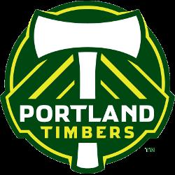 Portland Timbers Alternate Logo 2015 - Present